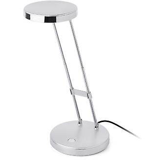 Faro Bcn Baba Grey Reading Lamp With Usb Led 2,4W (Home , Lighting , For desks)