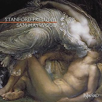 Stanford / Haywood, Sam - preludier [CD] USA import