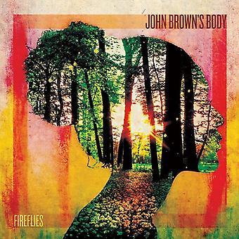 John Brown's Body - ildfluer [CD] USA import
