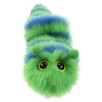 The Puppet Company Caterpillar Puppets Fingers Green And Blue