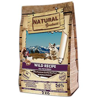 Natural Greatness Wild Recipe (Dogs , Dog Food , Dry Food)