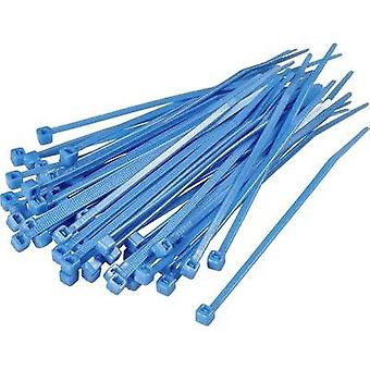 Cable tie 300 mm Blue KSS 1369105 C