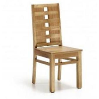 Moycor Natural Cuadros chair 44x56x100