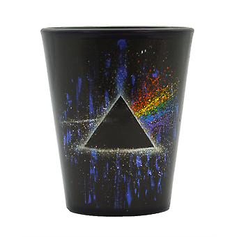 Pink Floyd The Dark Side Of The Moon Holographic Print Shot Glass