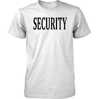 SECURITY Logo Work Wear - Kids T Shirt