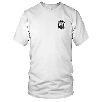 USAF Airforce - 131e Rescue Squadron geborduurd Patch - Mens T Shirt