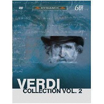 G. Verdi - importación de Estados Unidos Verdi colección Vol. 2 [DVD]