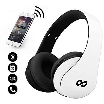 Giros Bluetooth headset Hd hvid