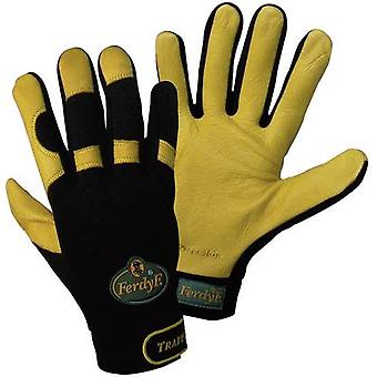 FerdyF. 1950 Glove Mechanics TRAPPER Clarino Synthetic-Leather S
