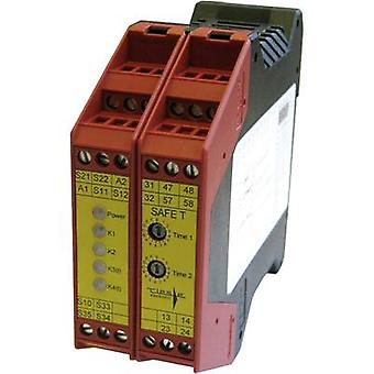 1 pc(s) SAFE TON Riese Operating voltage: 24 Vdc, 24 V AC 2 makers, 1 br