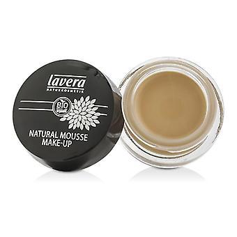 Lavera Natural Mousse Make Up Cream Foundation - # 01 Ivory - 15g/0.5oz