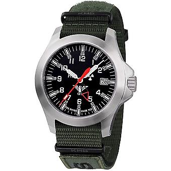 KHS horloges mens watch peloton GMT LDR KHS. PGLDR. NXTO1