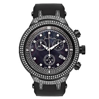 Joe Rodeo diamante orologio - MASTER Black 2.2 ctw