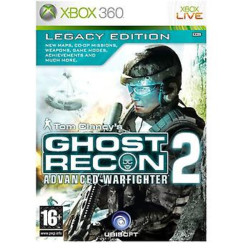 Tom Clancys Ghost Recon: Advanced Warfighter 2 - Legacy Edition (Xbox 360)