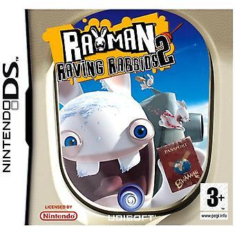 Rayman Raving Rabbids 2 (Nintendo DS)