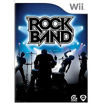 Rock Band - jeu seul (Nintendo Wii)