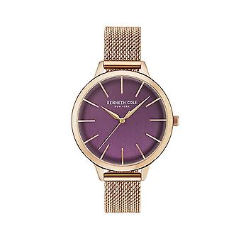 Kenneth Cole New York women's watch wristwatch stainless steel KC15056012