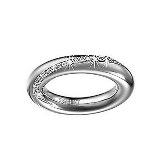 ESPRIT collection ladies ring silver zirconia Peribess GR 17 ELRG91429A170