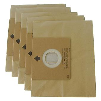 VAX tyyppi 75 pölynimuri paperi pölypussi