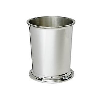 Plain Half Pint Pewter Beaker