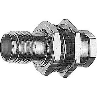 TNC connector Socket, build-in 50 Ω Telegärtner J01011A0036 1 pc(s)