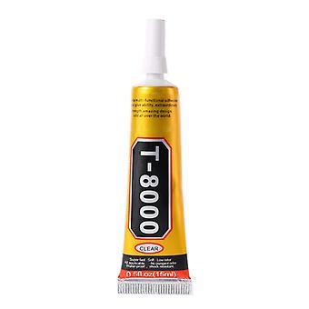 Universal adhesive T8000 15ml mobile repair jewelry glue all-purpose glue adhesive