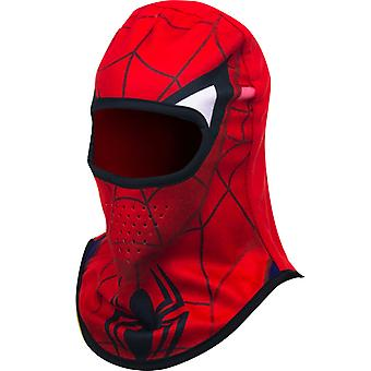 Spider Man Spiderman Balaclava Hat/Scarf/Wind Protection Fleece