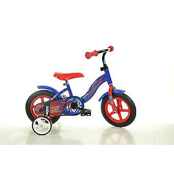 10 tommer Spiderman cykel
