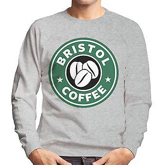 Bristol Kaffee Starbucks Herren Sweatshirt