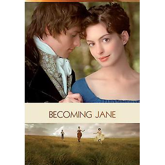 Convertirse en Jane Movie Poster (11 x 17)