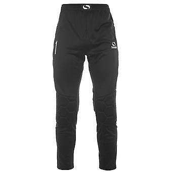 Sondico Mens Goalkeeper Pants Trousers Bottoms Drawcord Inner Elastic Waistband