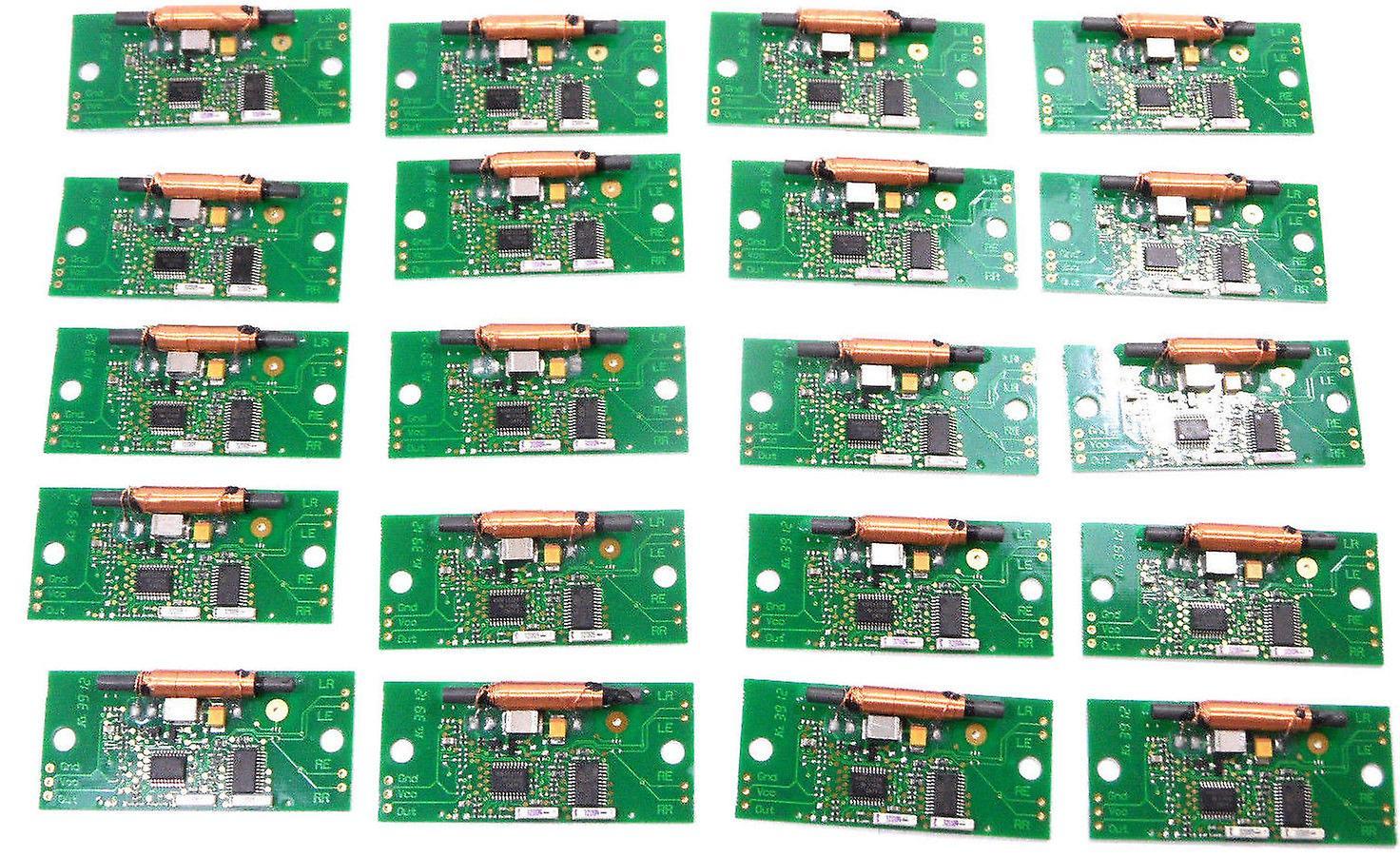 Polar 39027350.03 Circuit Board HMS_WRL_V_0 KL3912 39027350.03 Lot Of 20Pcs