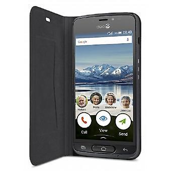 Doro Flip Cover 8040 Black case.