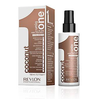 Revlon Uniq man alles in einer Kokosnuss-Haarkur 150 ml