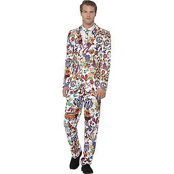 Groovy Anzug, XL