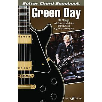 Green Day Guitar Chord Songbook by Green Day - 9780571538591 Book