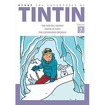The Adventures of Tintin - Volume 7 by Herge - 9781405282819 Book