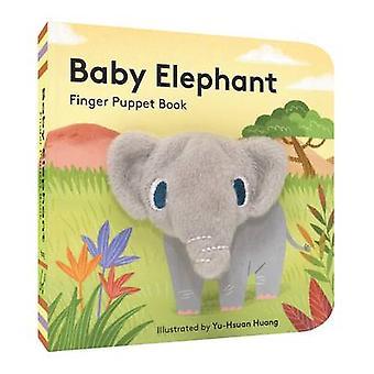 Bebé elefante - libro marioneta dedo Yu Hsuan Huang - 9781452142371 B