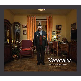 Veteraner - ansikten av andra världskriget av Sasha Maslov - 9781616895785 bok