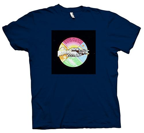 Hommes T-shirt - Pink Floyd - Wish You Were - Voici