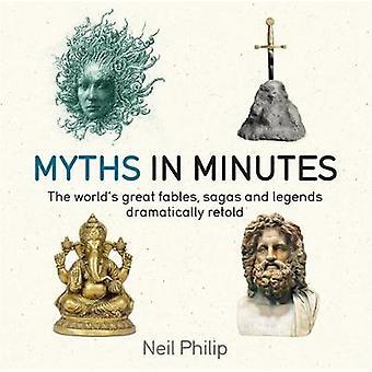 Mitos em minutos - livro 9781786485175