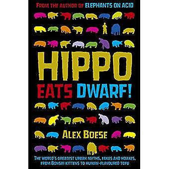 Hippopotame mange nain