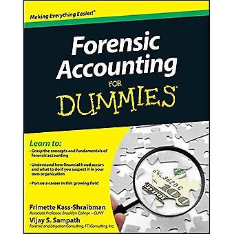 Kriminalteknisk redovisning för Dummies