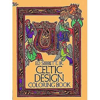 Celtic Design Målarboken (Dover Design målarböcker)