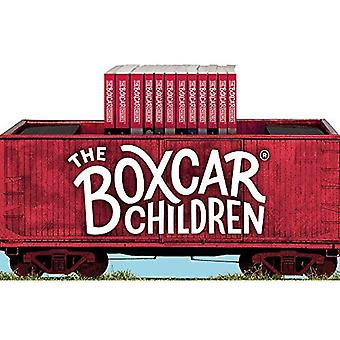 Boxcar Children?? Bookshelf [Books #1-12]