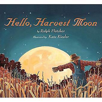 Olá, lua da colheita