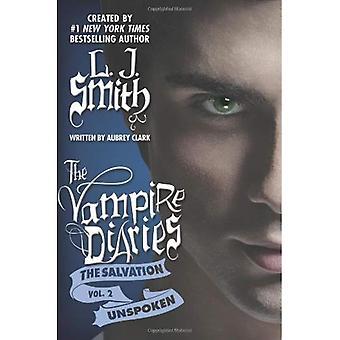 The Vampire Diaries: The Salvation: Unspoken