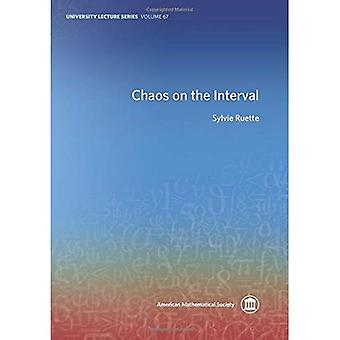 Chaos on the Interval (University Lecture Series)