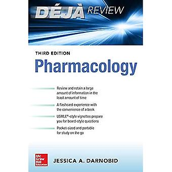 Deja Review: Pharmacology,� Third Edition