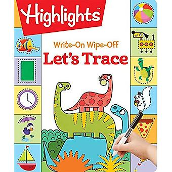 Let's Trace (Write-On Wipe-Off)